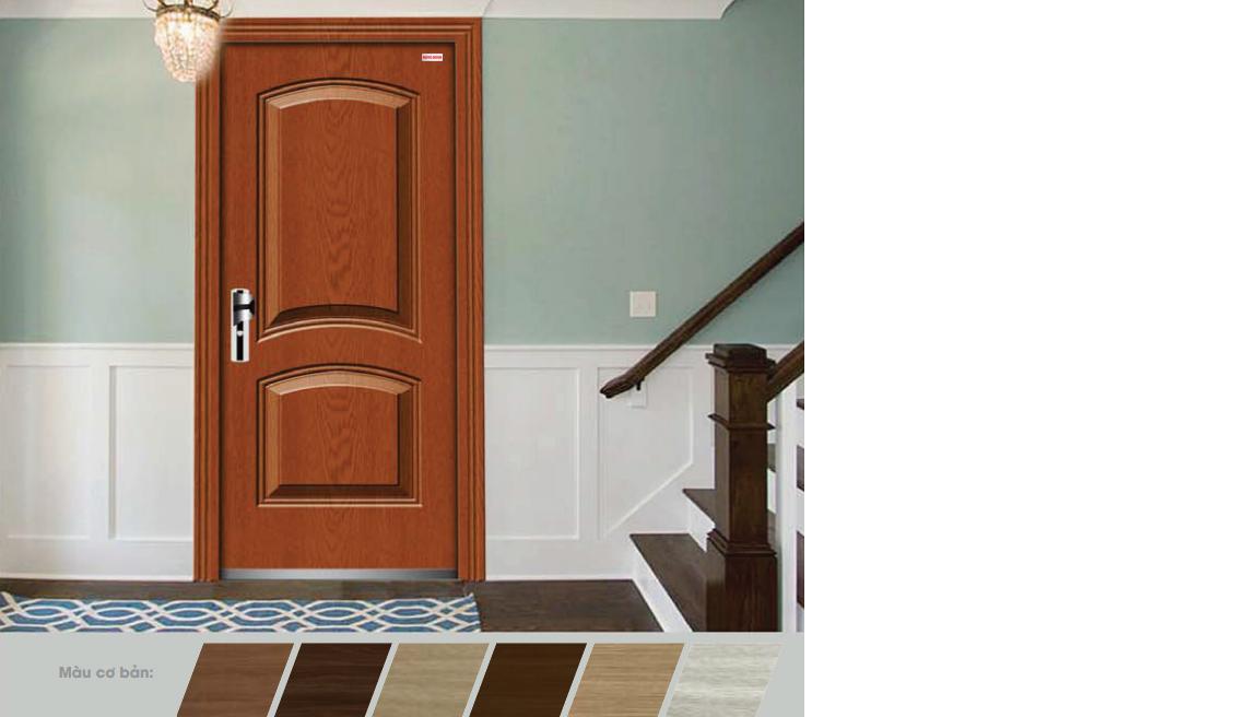 cửa căn hộ dạng huỳnh
